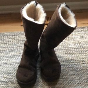 UGG brown women's tall boots